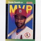 1989 Donruss Baseball Bonus MVP's #BC14 Ozzie Smith - St. Louis Cardinals