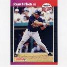 1989 Donruss Baseball #199 Kent Hrbek - Minnesota Twins
