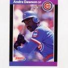 1989 Donruss Baseball #167 Andre Dawson - Chicago Cubs