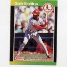 1989 Donruss Baseball #063 Ozzie Smith - St. Louis Cardinals