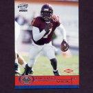 2001 Pacific Football #515 Michael Vick RC - Atlanta Falcons 0454/1000