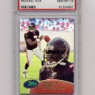 2001 eTopps Football #140 Michael Vick RC - Atlanta Falcons PSA GEM MT 10