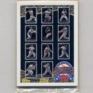 1993 Topps Black Gold Baseball Set D Martinez / McGwire / Puckett / Thomas / Winfield