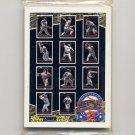 1993 Topps Black Gold Baseball Set C Alomar / Clemens / Griffey Jr. / Eckersley