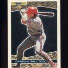 1993 Topps Black Gold Baseball #03 Darren Daulton - Philadelphia Phillies