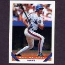 1993 Topps Baseball #578 Dave Magadan - New York Mets