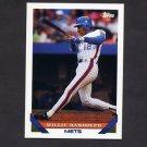 1993 Topps Baseball #324 Willie Randolph - New York Mets