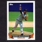 1993 Topps Baseball #274 Rick Sutcliffe - Baltimore Orioles