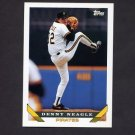 1993 Topps Baseball #244 Denny Neagle - Pittsburgh Pirates