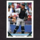1993 Topps Baseball #230 Carlton Fisk - Chicago White Sox
