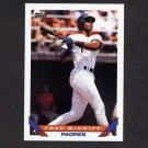 1993 Topps Baseball #030 Fred McGriff - San Diego Padres