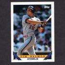 1993 Topps Baseball #020 Tim Salmon - California Angels