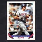 1993 Topps Baseball #009 Kent Hrbek - Minnesota Twins