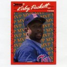 1990 Donruss Baseball Bonus MVP's #BC08 Kirby Puckett - Minnesota Twins ExMt