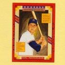 1990 Donruss Baseball #588 Carl Yastrzemski Puzzle - Boston Red Sox