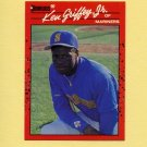 1990 Donruss Baseball #365 Ken Griffey Jr. - Seattle Mariners