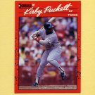 1990 Donruss Baseball #269 Kirby Puckett - Minnesota Twins NM-M