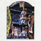 1994-95 SP Basketball Die Cuts #D052 Tyrone Hill - Cleveland Cavaliers