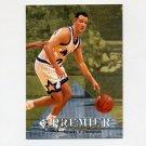 1994-95 SP Basketball #026 Brooks Thompson FOIL RC - Orlando Magic
