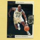 1995-96 SP Basketball #081 Terry Porter - Minnesota Timberwolves