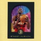 1995-96 E-XL Basketball #001 Stacey Augmon - Atlanta Hawks