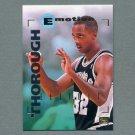 1994-95 Emotion Basketball #088 Sean Elliott - San Antonio Spurs