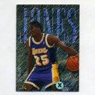 1994-95 Emotion Basketball X-Cited #X06 Eddie Jones - Los Angeles Lakers