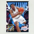1996-97 Z-Force Basketball Z-Cling #42 Brian Williams - Los Angeles Clippers
