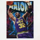 1996-97 Z-Force Basketball #90 Karl Malone - Utah Jazz