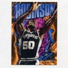 1996-97 Z-Force Basketball #81 David Robinson - San Antonio Spurs