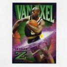 1996-97 Z-Force Basketball #45 Nick Van Exel - Los Angeles Lakers