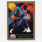 1990-91 SkyBox Basketball #380 Avery Johnson RC - Denver Nuggets
