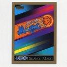 1990-91 SkyBox Basketball #346 Orlando Magic Team Checklist