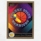 1990-91 SkyBox Basketball #336 Golden State Warriors Team Checklist
