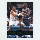 1993-94 SkyBox Premium Basketball Showdown Series #SS03 Alonzo Mourning / Shaquille O'Neal