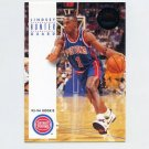1993-94 SkyBox Premium Basketball #222 Lindsey Hunter RC - Detroit Pistons