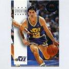 1993-94 SkyBox Premium Basketball #179 John Stockton - Utah Jazz