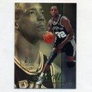 1996-97 Flair Showcase Basketball Row 2 #78 Sean Elliott - San Antonio Spurs