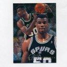 1995-96 Flair Basketball #124 David Robinson - San Antonio Spurs