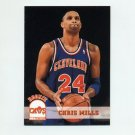 1993-94 Hoops Basketball #318 Chris Mills RC - Cleveland Cavaliers