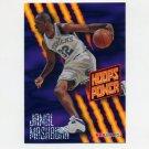 1994-95 Hoops Basketball Power Ratings #PR12 Jamal Mashburn - Dallas Mavericks