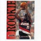 1994-95 Hoops Basketball #367 Aaron McKie RC - Portland Trail Blazers