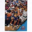 1996-97 Hoops Basketball #162 John Stockton - Utah Jazz