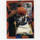 1994-95 Embossed Basketball #032 Tim Hardaway - Golden State Warriors