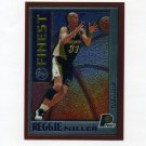 1995-96 Finest Basketball Mystery #M14 Reggie Miller - Indiana Pacers