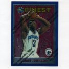 1995-96 Finest Basketball #233 Larry Johnson - Charlotte Hornets