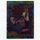 1993-94 Finest Basketball #105 Scottie Pippen CF - Chicago Bulls