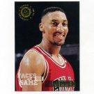 1994-95 Stadium Club Basketball #356 Scottie Pippen FG - Chicago Bulls