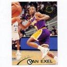 1994-95 Stadium Club Basketball #269 Nick Van Exel - Los Angeles Lakers