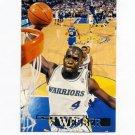 1994-95 Stadium Club Basketball #010 Chris Webber TG - Golden State Warriors
